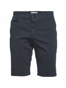 Chuck Regular Chino Short - Total Eclipse - Knowledge cotton apparel