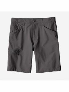 Quandary Short- Forge Grey - Patagonia