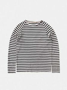 T-shirt Otto Breton - Black - Nudie Jeans