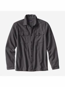 L/S Fjord Flannel - Feather Grey - Patagonia