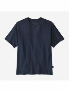 T-Shirt Road To Regenerative - New Navy - Patagonia