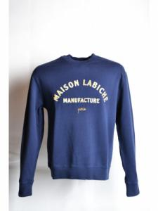 Sweat Classique Manufacture - Midnight Blue - Maison Labiche