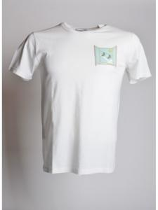 T-shirt Télésiège - Off White - OLOW
