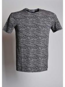 T-shirt Cretes - Black - OLOW