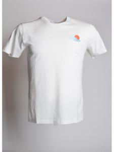T-shirt Cloud - Off White - OLOW
