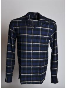 Chemise Selleck - Navy - OLOW