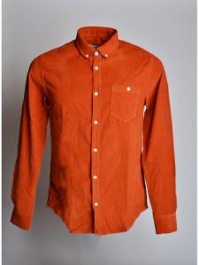 Chemise Goffey - Rust - OLOW