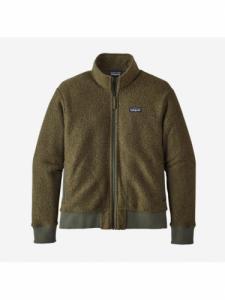 Woolyester fleece Jacket - Industrial Green - Patagonia