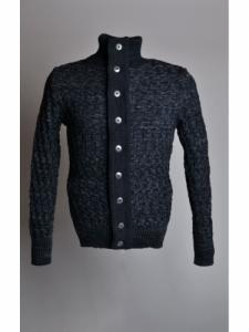 Stark cardigan - Aviator Grey Blue - SNS Herning