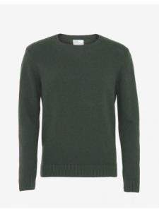 Classic Merino Wool Crew - Emerald Green - Colorful Standard