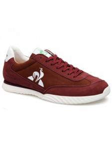 Neree Baskets - Burgundy - Le Coq Sportif