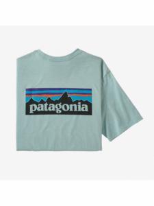 P-6 Logo Responsibili-Tee - Big Sky Blue - Patagonia