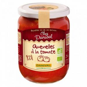 Quenelles sauce tomate bio
