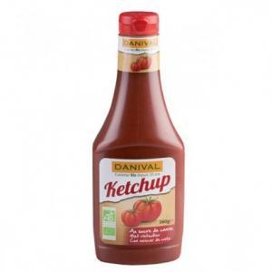 Ketchup au sucre de canne bio