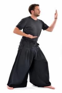 Pantalon boubou coton epais