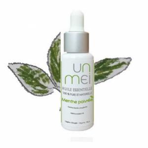 huile essentielle de menthe poivrée bio (peppermint) ( 10 ml )