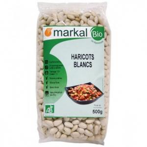 Haricots blancs bio medium