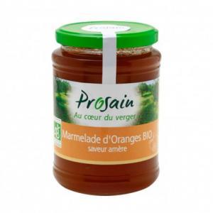 Marmelade d'oranges bio saveur amère