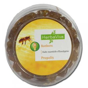 Bonbons à la Propolis H.E d'Eucalyptus