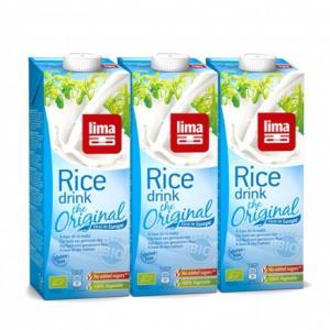 Boisson à base de riz bio