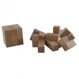 Puzzle cube-casse tête en bois