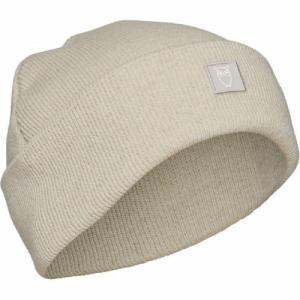 Bonnet écru en laine bio - leaf - Knowledge Cotton Apparel