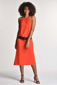 Robe kenya orange - Thelma Rose