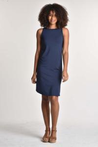 Robe débardeur ziggy bleu marine - Thelma Rose