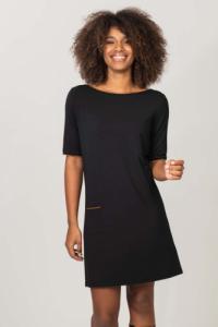 Robe courte imane noir - Thelma Rose