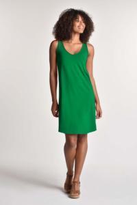 Robe débardeur ziggy vert - Thelma Rose