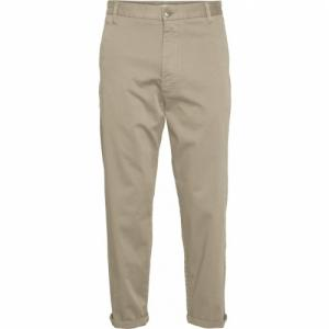 Chino ample beige en coton bio - bob - Knowledge Cotton Apparel