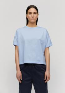 T-shirt bleu ciel en coton bio - kajaa - Armedangels