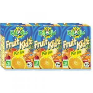 Cocktail de fruits jaunes Fruit Kid'z