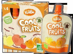 Cool fruits jaunes
