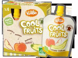 Cool fruits pommes