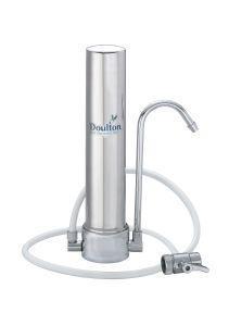 Filtre robinet Eau Pure DOULTON HCS sur évier