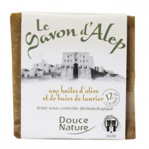 Savon d'Alep 100% base végétale