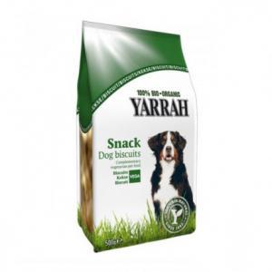 Biscuits végétariens bio pour chien