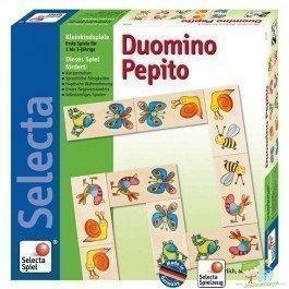 Duomino Pepito, un domino en bois