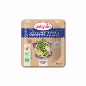 Soupe Babybio Légumes verts