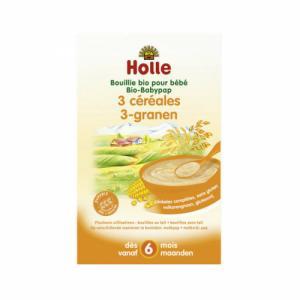 Bouillie 3 céréales Holle