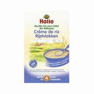 Crème de riz instantanée Holle