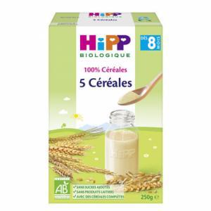 Céréales Hipp aux 7 céréales