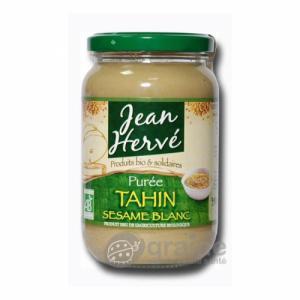 Purée de sésame blanc tahin