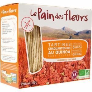 Pain des fleurs au quinoa