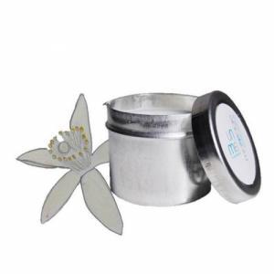 bougie de massage relaxante - fleur d'oranger