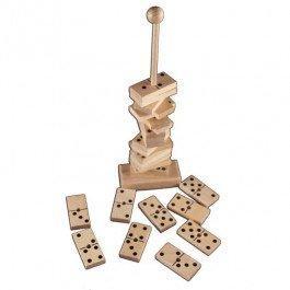 Dominos sur tige