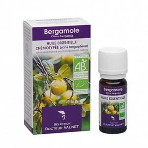 Huile essentielle bio Bergamote