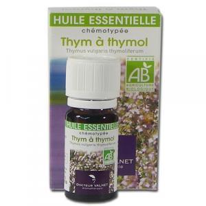 Huile essentielle bio Thym à thymol