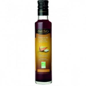 Vinaigre de vin aromatisé à l'échalote bio